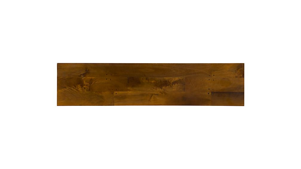 "Basque Honey 62"" Bench"