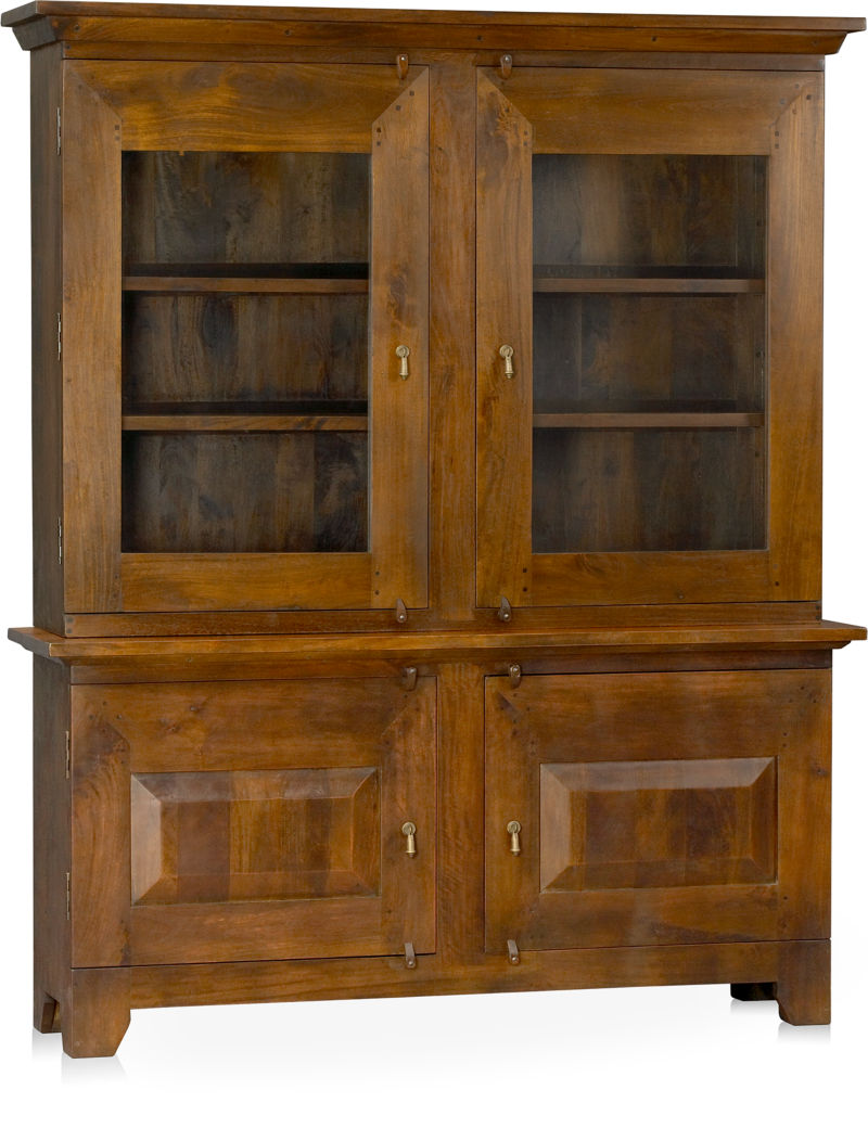 Basque Honey Buffet with Hutch Top