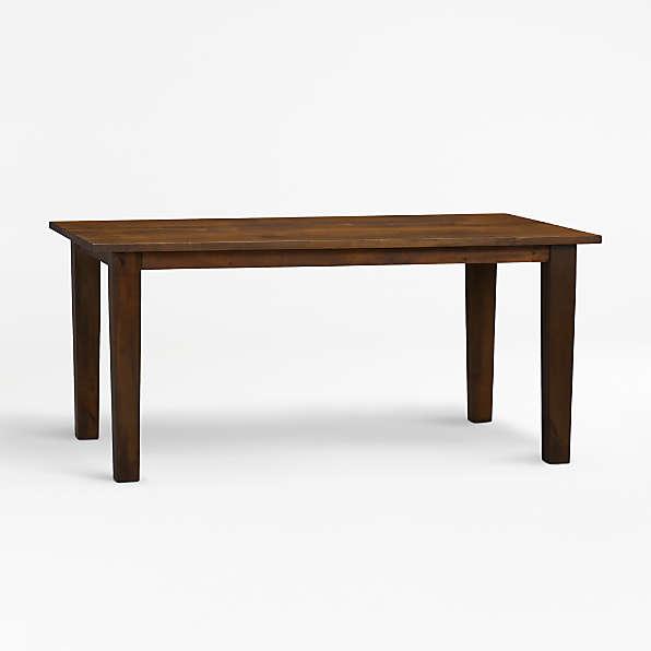 Mango Wood Tables Crate And Barrel