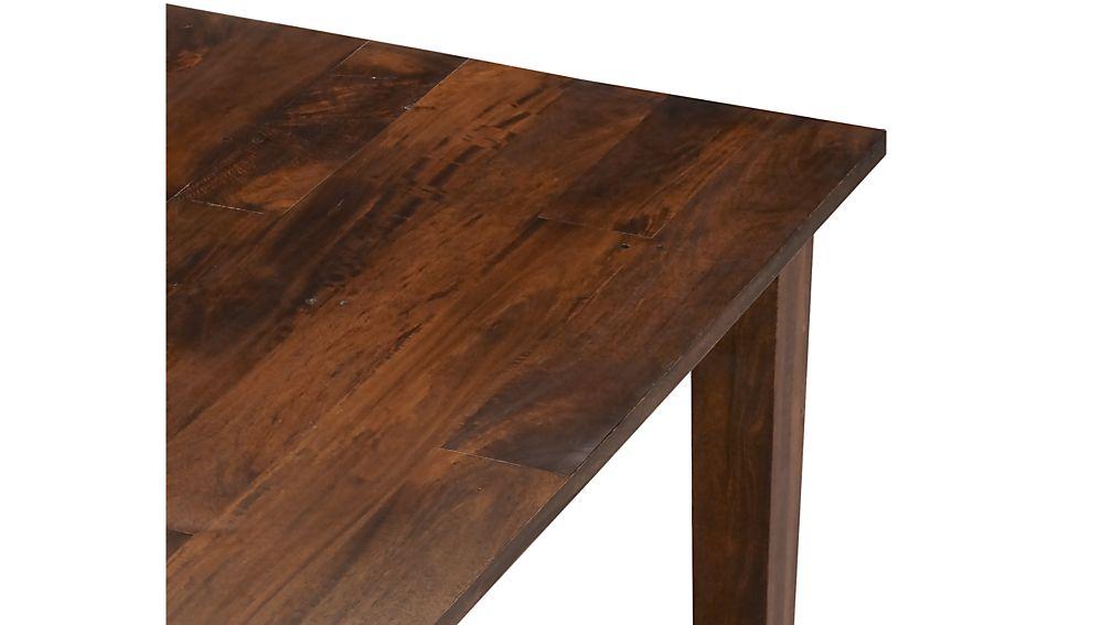 "Basque Honey 82"" Dining Table"