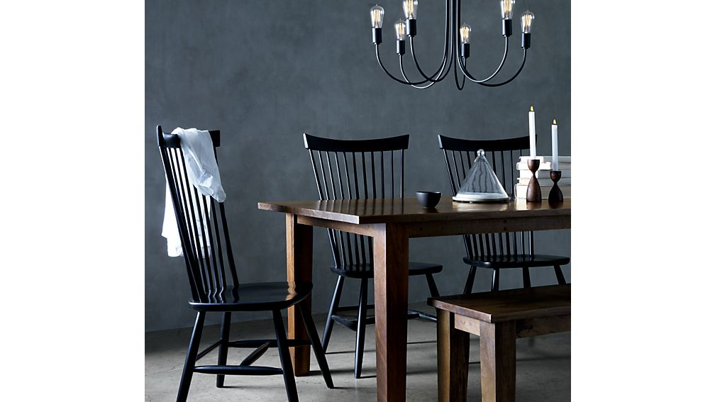 Marlow II Wood Dining Chair