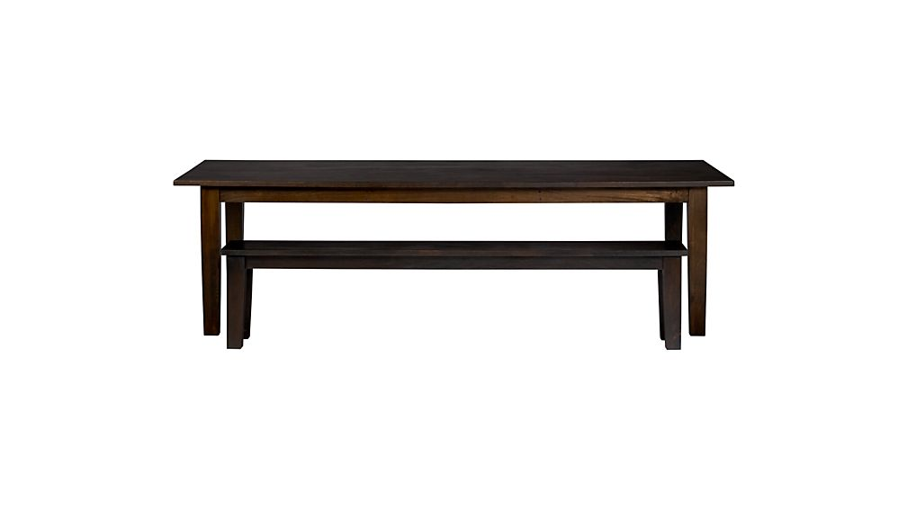 "Basque Java 84"" Bench"