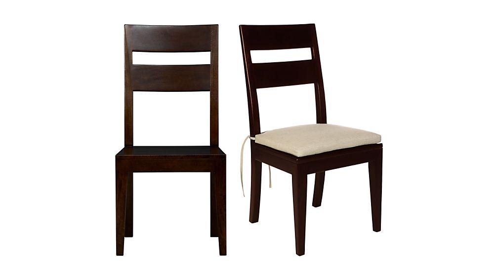 Basque Natural Chair Bar Stool Cushion Reviews Crate