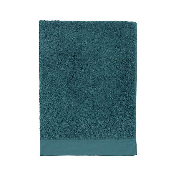 Teal Bath Sheet