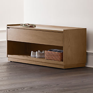 Batten Storage Bench