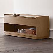 Bedroom Storage Furniture   Crate and Barrel