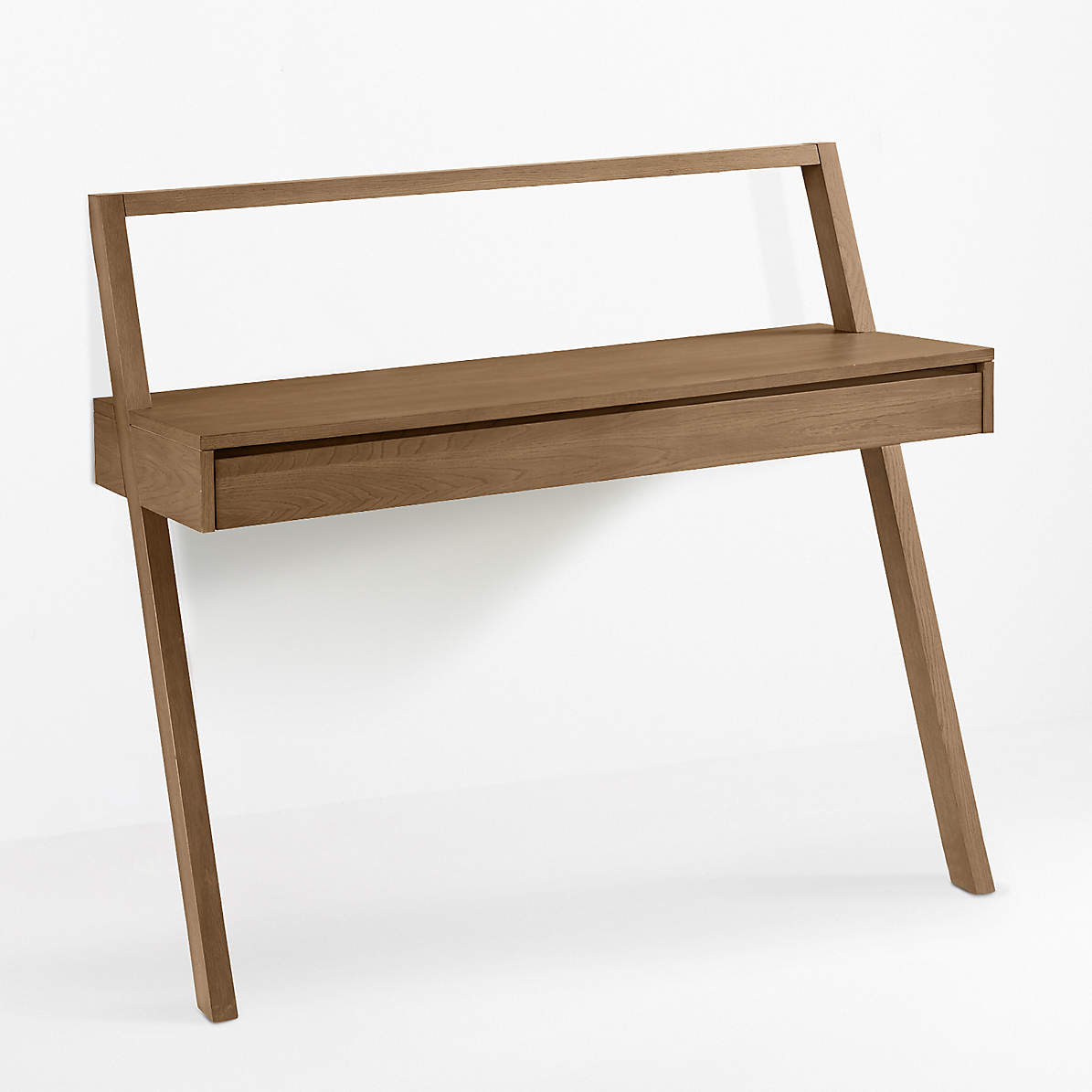 Picture of: Batten Wall Mounted Desk Reviews Crate And Barrel
