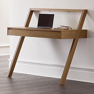 Batten Wall-Mounted Desk