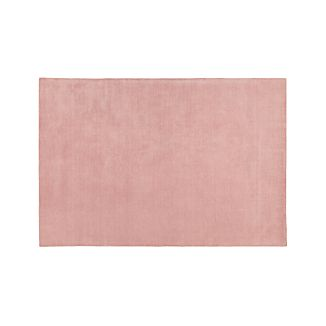 Baxter Blush Wool 9'x12' Rug