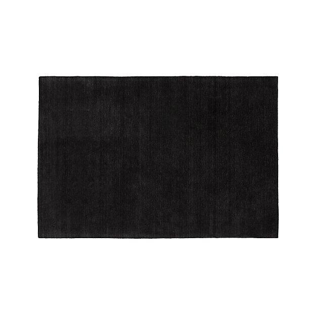 Baxter Carbon Wool 5'x8' Rug