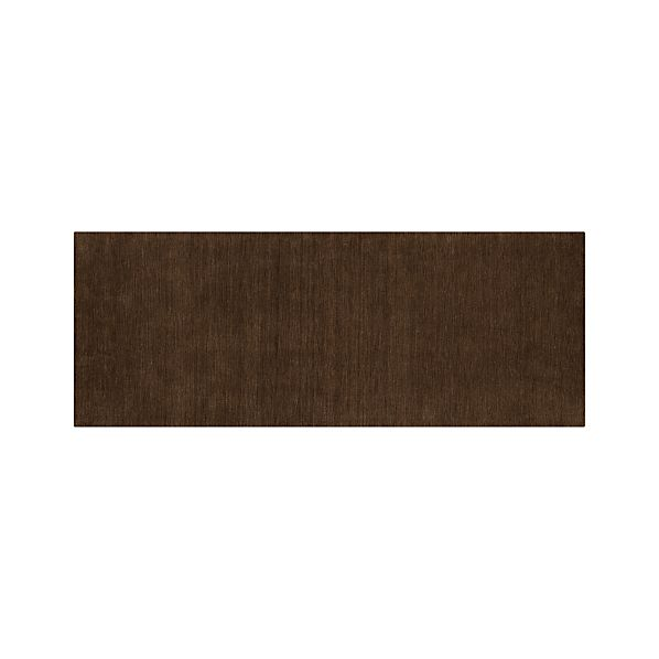 Baxter Chocolate 3'x8' Runner