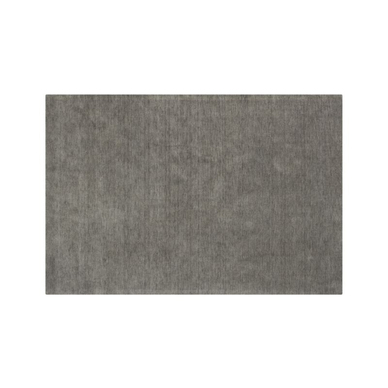 white and gray rugs baxter grey wool rug 8 square crate and barrel