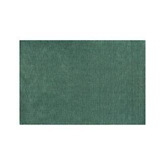 Baxter Jade Green Wool 9'x12' Rug