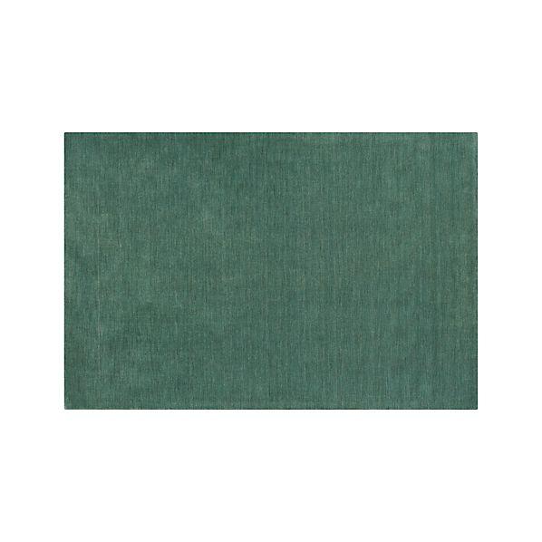 Baxter Jade Green Wool 10'x14' Rug
