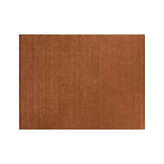 Baxter Marigold Orange Wool 9'x12' Rug