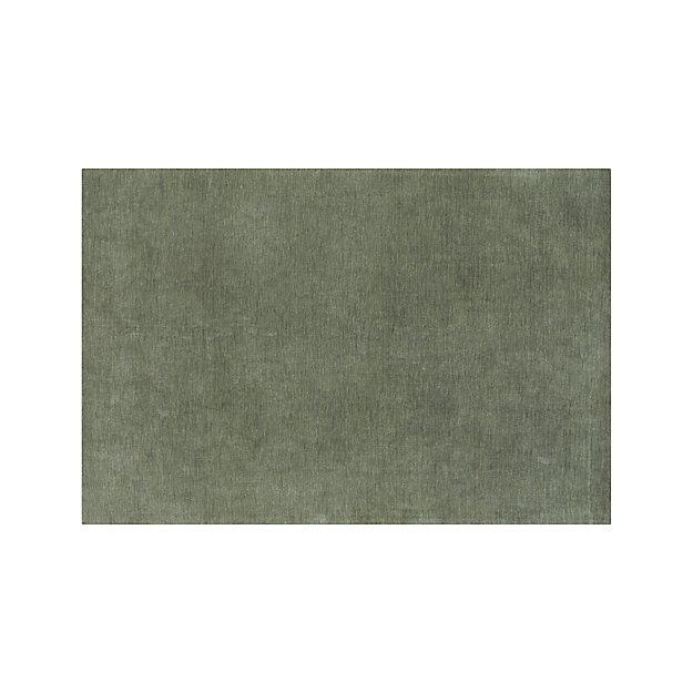 Baxter Sage Wool Rug 10'x14'
