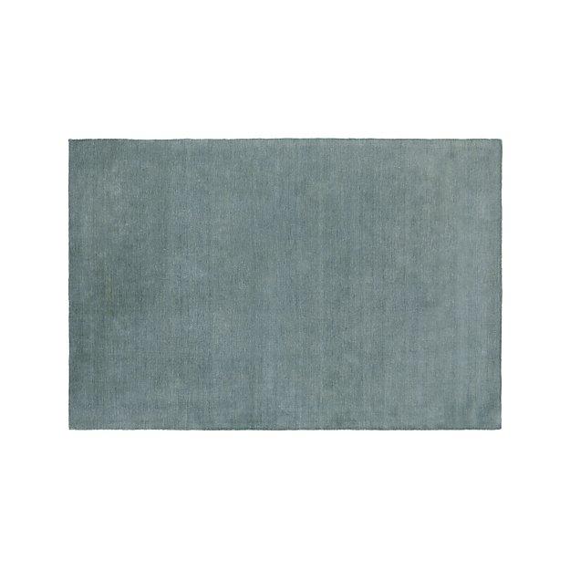Baxter Seafoam Wool 9'x12' Rug