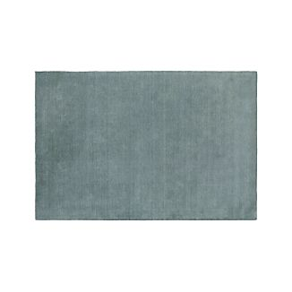 Baxter Seafoam Wool 5'x8' Rug