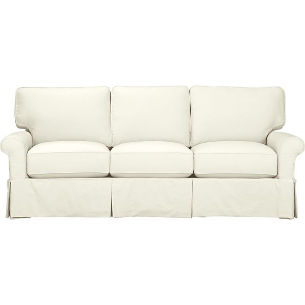 Slipcover for Bayside 3-Seat Sofa