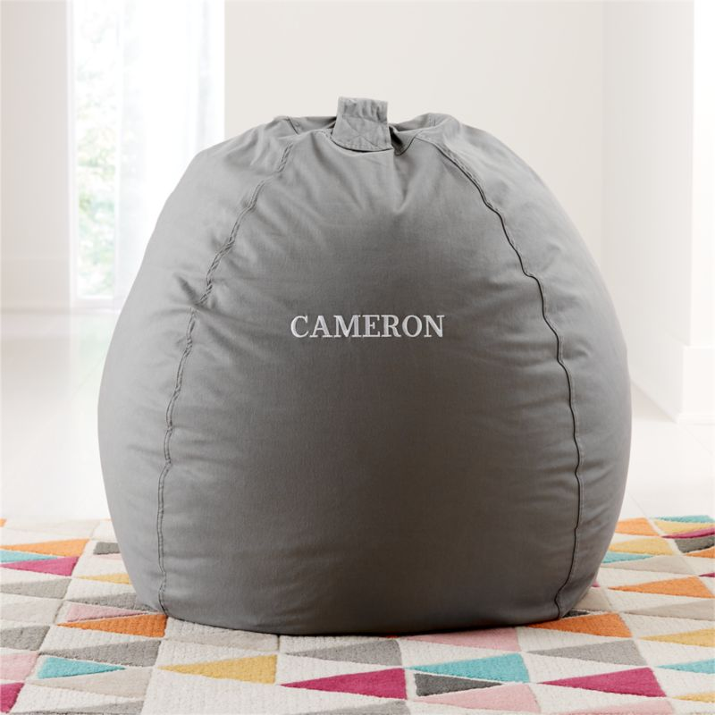 Large Grey Bean Bag Chair Reviews