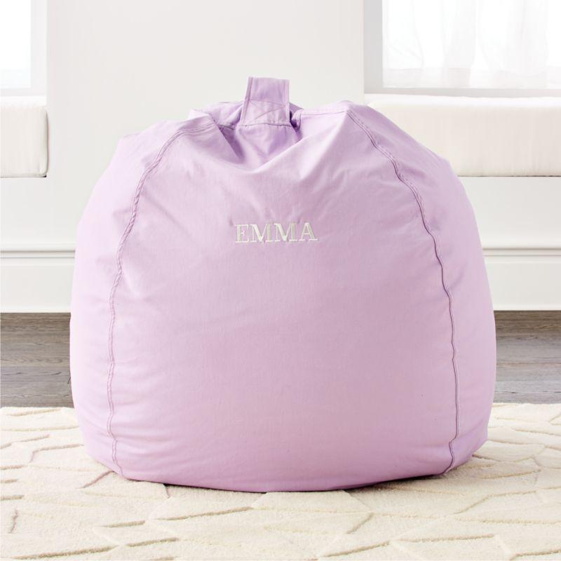 Pleasing Large Light Purple Bean Bag Chair Uwap Interior Chair Design Uwaporg