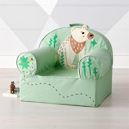 Strange Large Bear Nod Chair Pabps2019 Chair Design Images Pabps2019Com