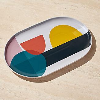 Beatriz Oval Platter