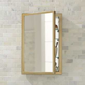 next bathroom mirror bathroom mirrors crate and barrel 13817