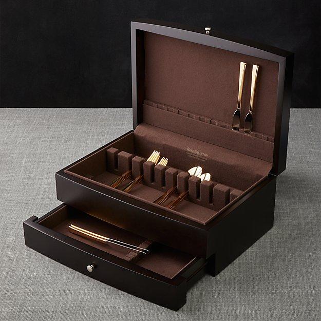 Beaumont Flatware Storage Box