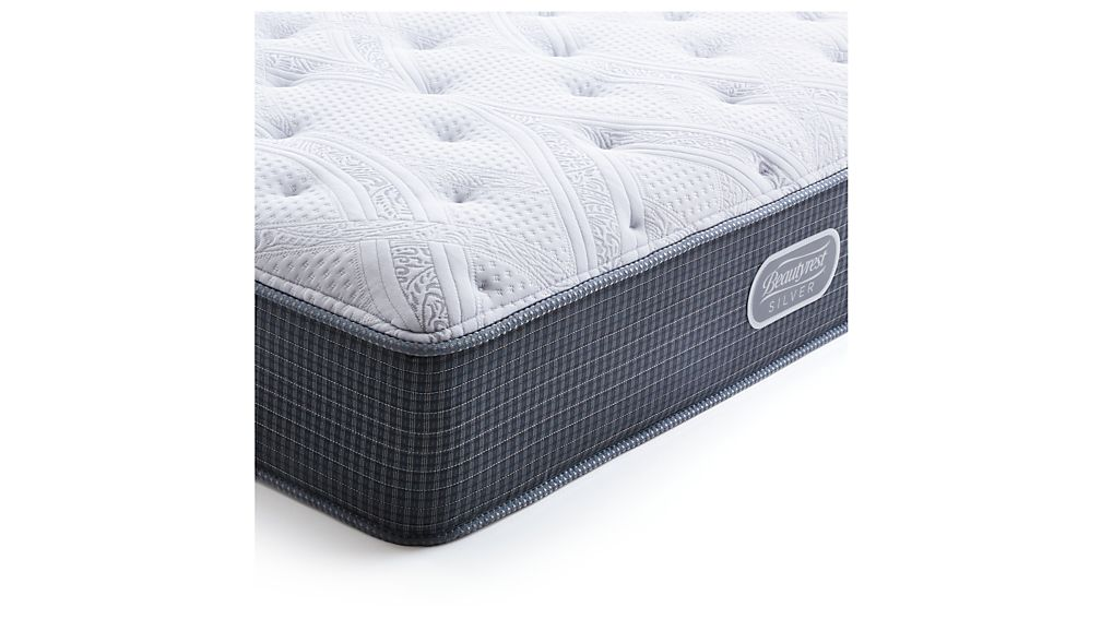 Simmons® Queen Beautyrest® Silver™ Plush Mattress