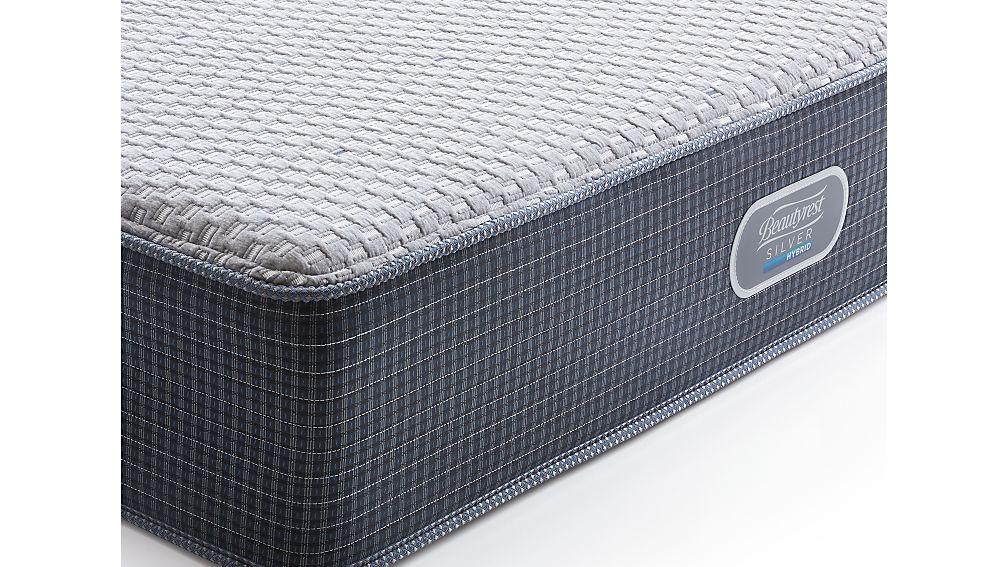 Simmons® Full Beautyrest® Silver™ Hybrid Plush Mattress