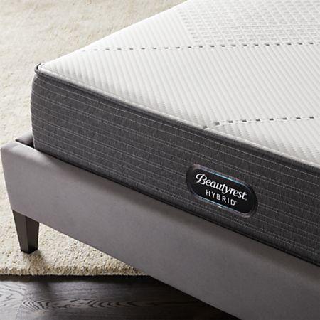 Simmons Beautyrest Mattress >> Simmons Beautyrest Hybrid Brx1000 Medium Mattress
