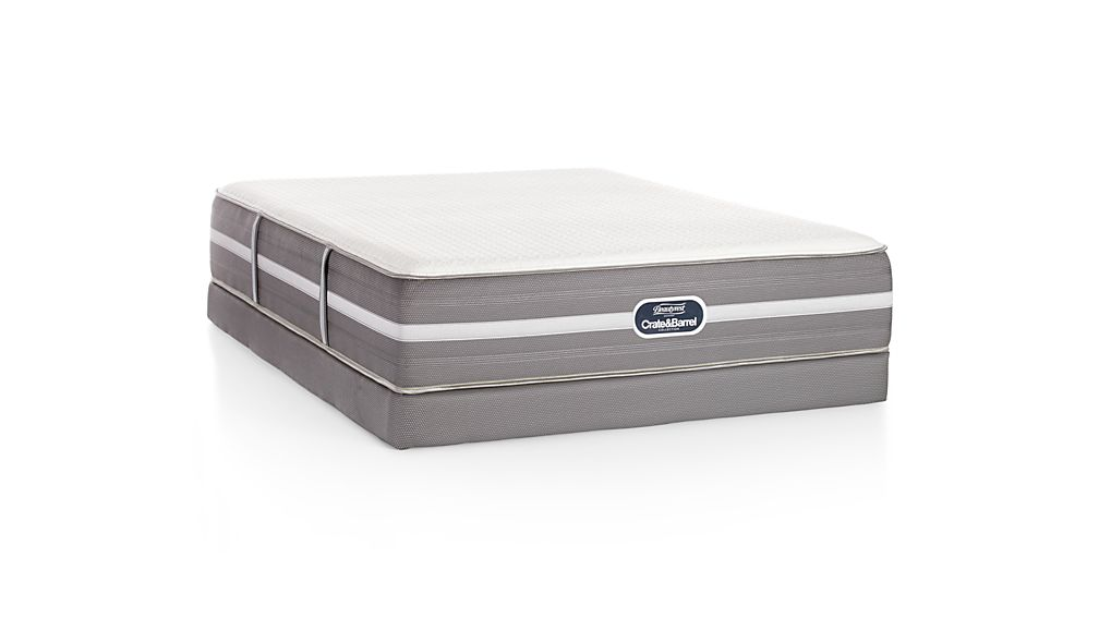Simmons ® Full Beautyrest ® Recharge Hybrid Plush Mattress