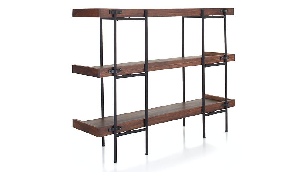 Beckett 3-High Shelf