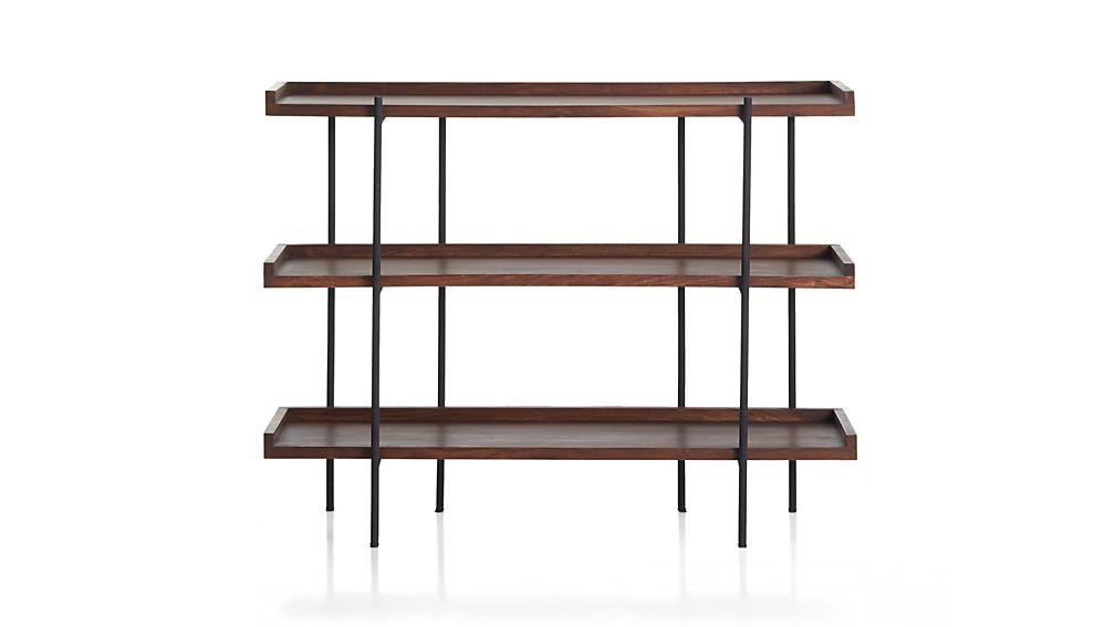 Beckett 3-High Shelf