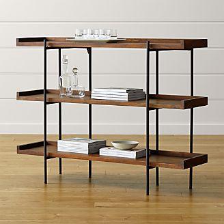 Beckett 3 High Shelf Sable