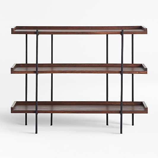 Beckett 3-High Shelf Sable