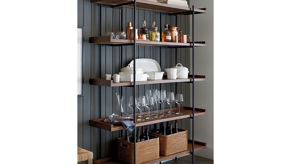 Beckett 5 High Shelf Reviews Crate And Barrel