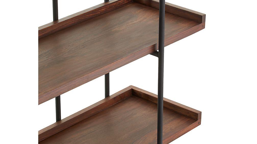 Beckett 5-High Shelf