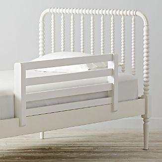 Jenny Lind White Bed Rail