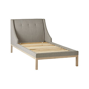 Gallery Grey Wing Bed
