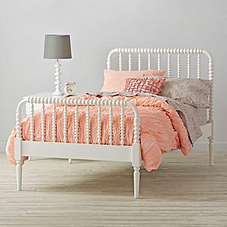 kids beds headboards and bunk beds crate and barrel. Black Bedroom Furniture Sets. Home Design Ideas