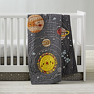 Big Dipper Star Crib Bedding