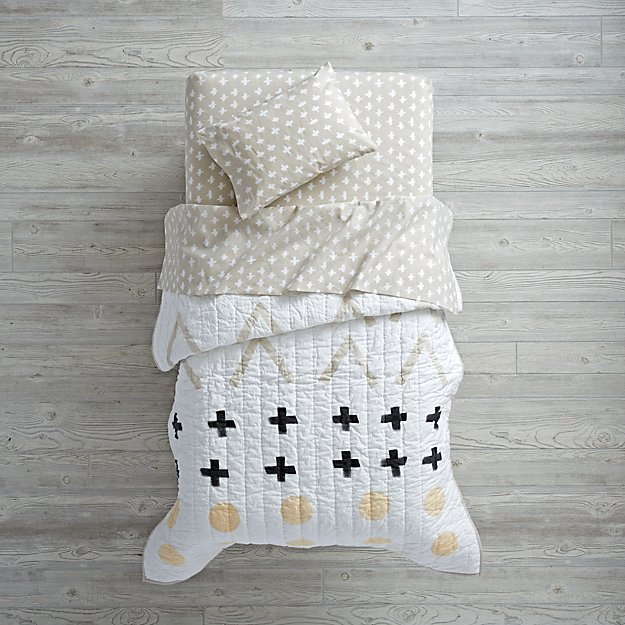 Freehand Toddler Bedding Crate And Barrel