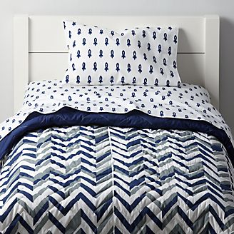 Finest Toddler Bedding | Crate and Barrel XH76