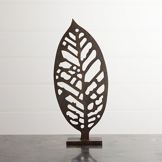Beech Leaf On Stand - Image 1 of 9