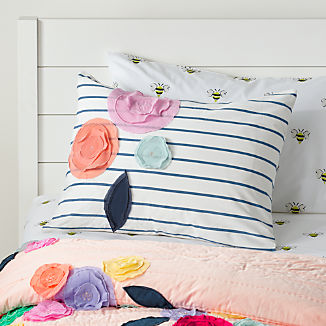 Floral Bedroom Ideas | Crate and Barrel