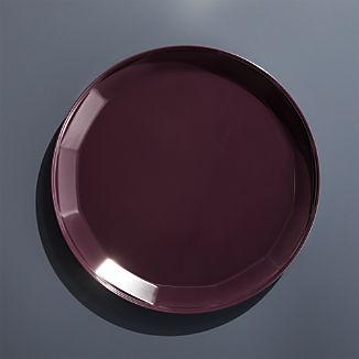 Beldon Wine Melamine Dinner Plate