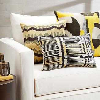 Belinay Silk Pillow Arrangement