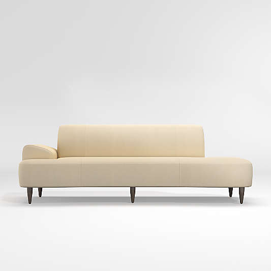 Bella Curved Chaise